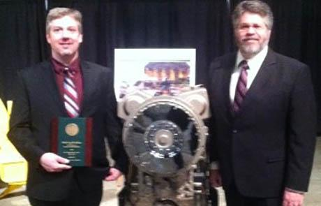 "R&B Grinding Co., Inc. earns recognition as a John Deere ""Partner-level Supplier"""